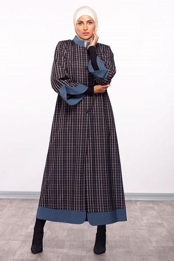 Striped Jilbab
