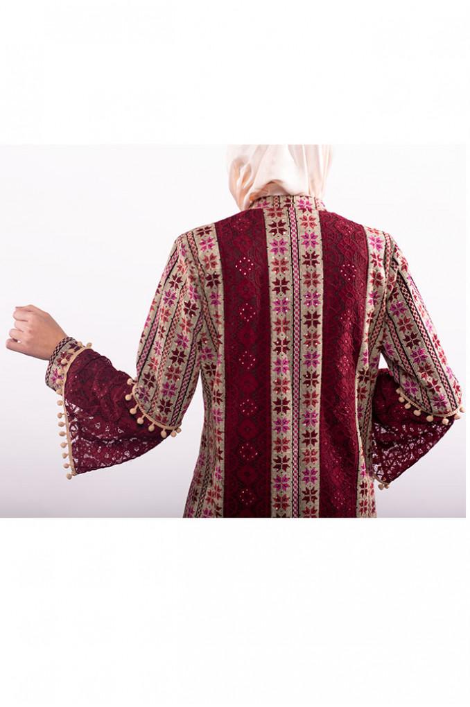 Embroidery Abaya