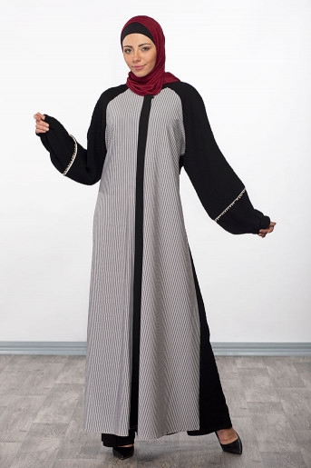 Two Colored Abaya