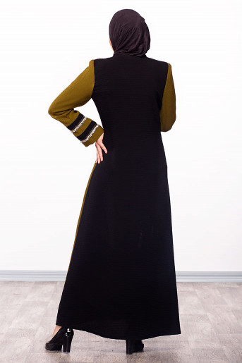 Multi-Colored Jilbab