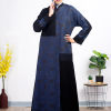 Elegant Flora patterned multi colored Abaya
