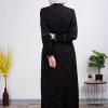 Semi formal subtle pattern Abaya