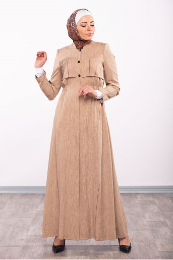 Baby Brown Jilbab