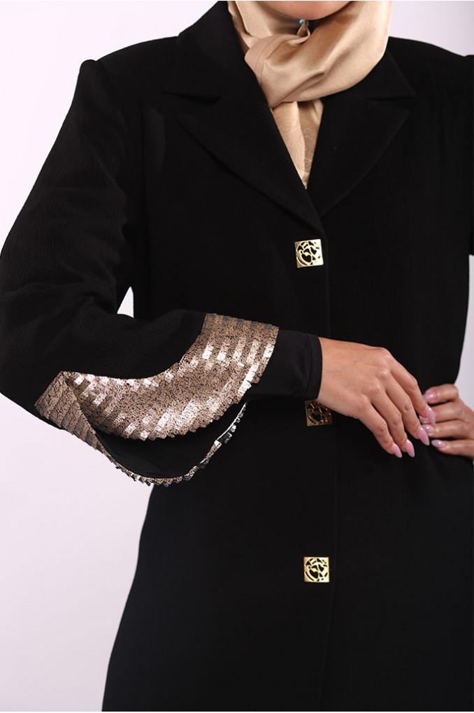 Modern Wrist Abaya