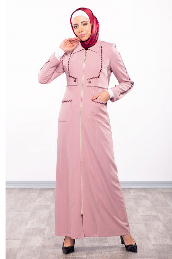 Formal Summer Jilbab