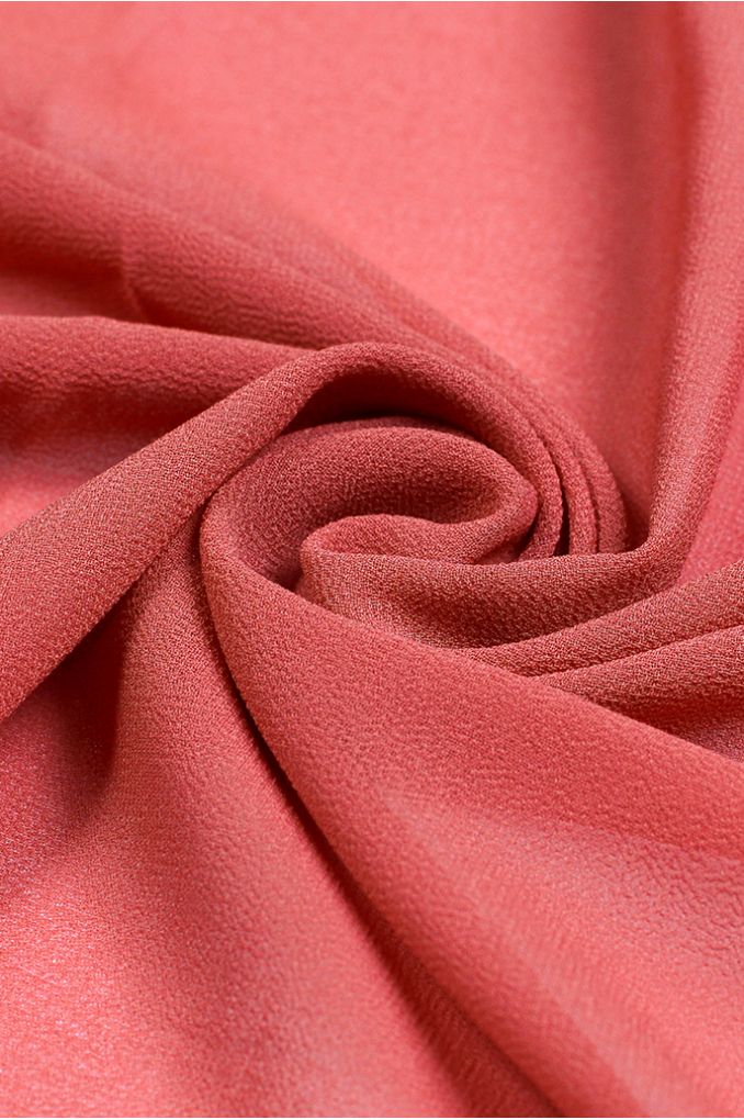 Watermelon Polyester Scarf