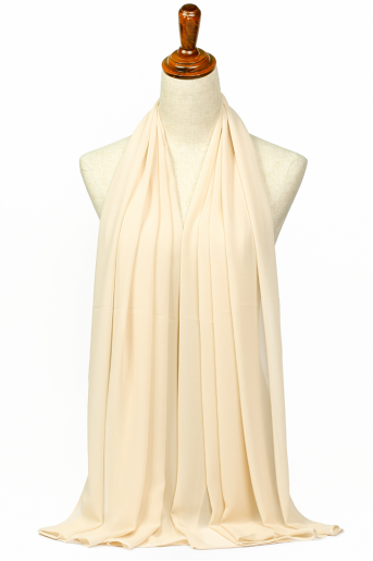 Begie Polyester Scarf