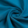 Blue Polyester Scarf