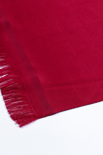Bright Red Scarf