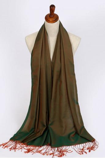 Baby-Green Turkish shawl