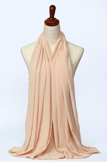 Baby-Apricot Scarf