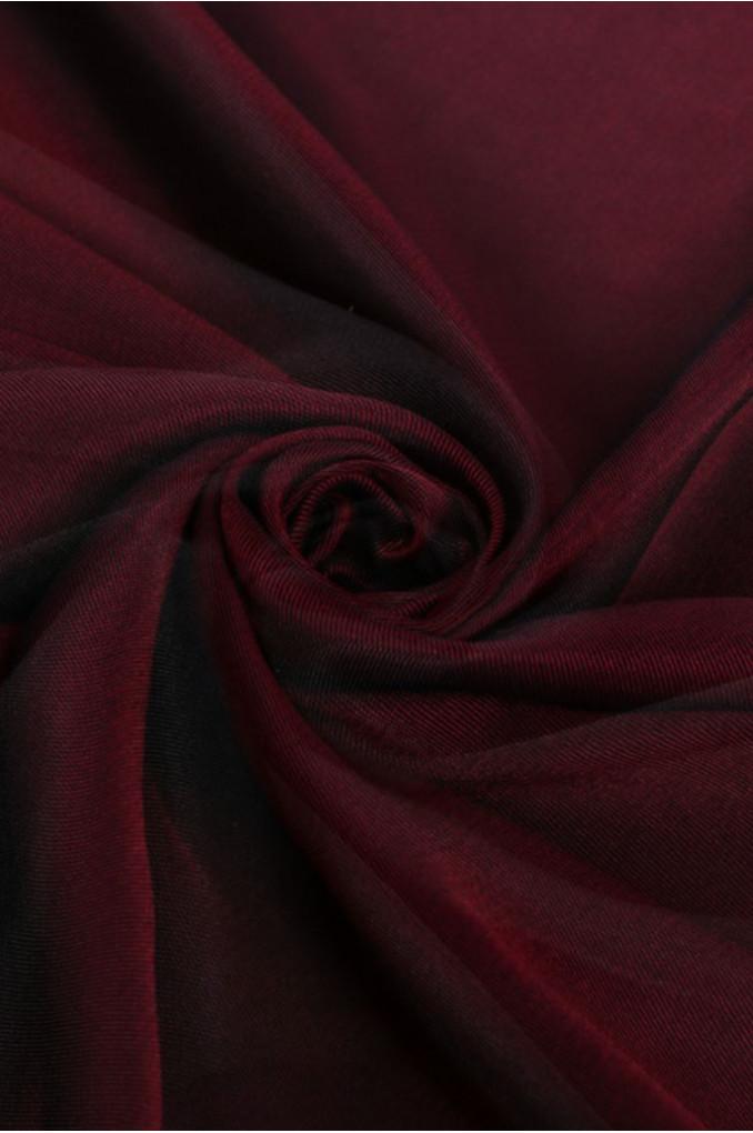 Dark-Red Turkish shawl