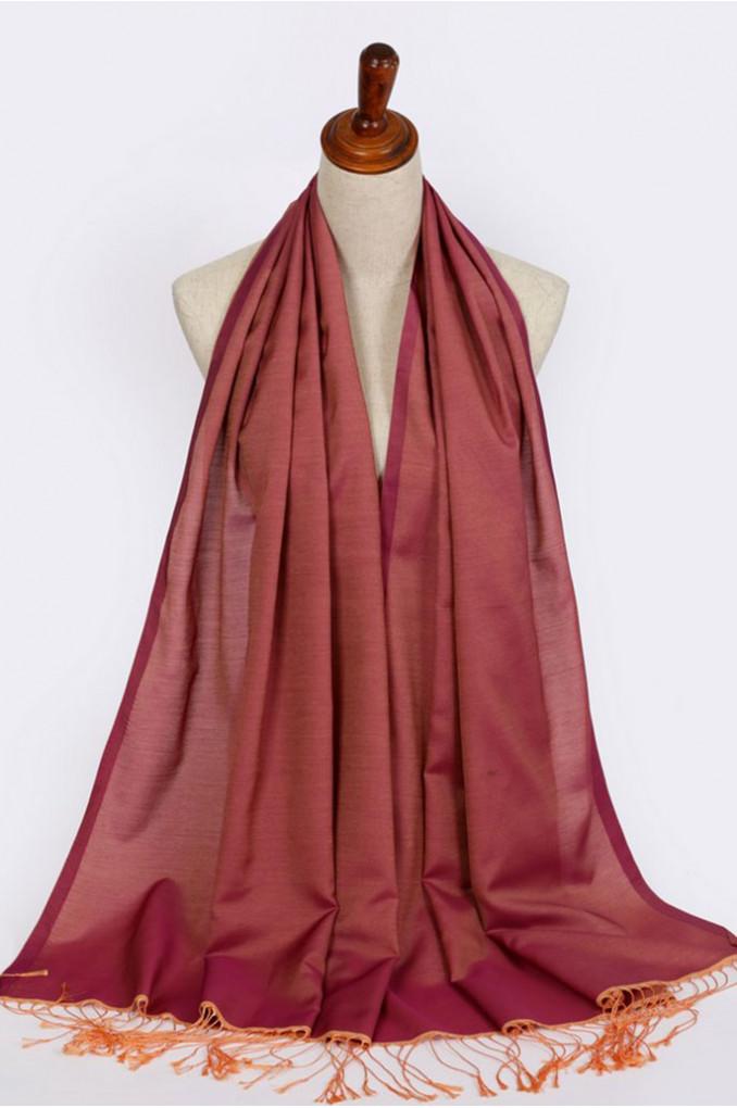 Pink Turkish shawl