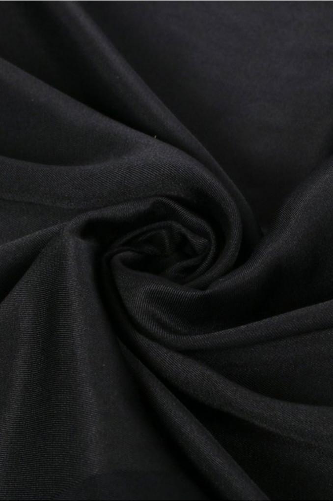 Black Turkish shawl