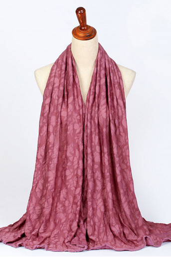 Winter Pink Scarf