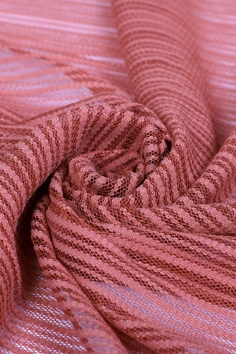 Dark-Pink Scarf