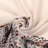 Veined OffWhite Scarf