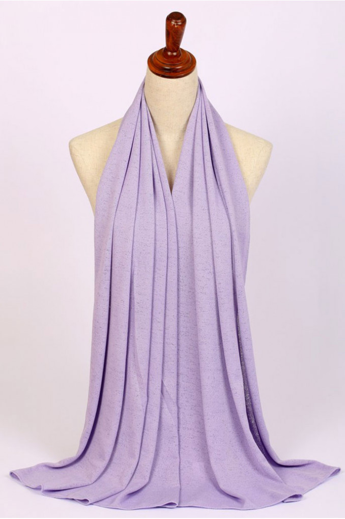Stylish Baby-Purple Scarf