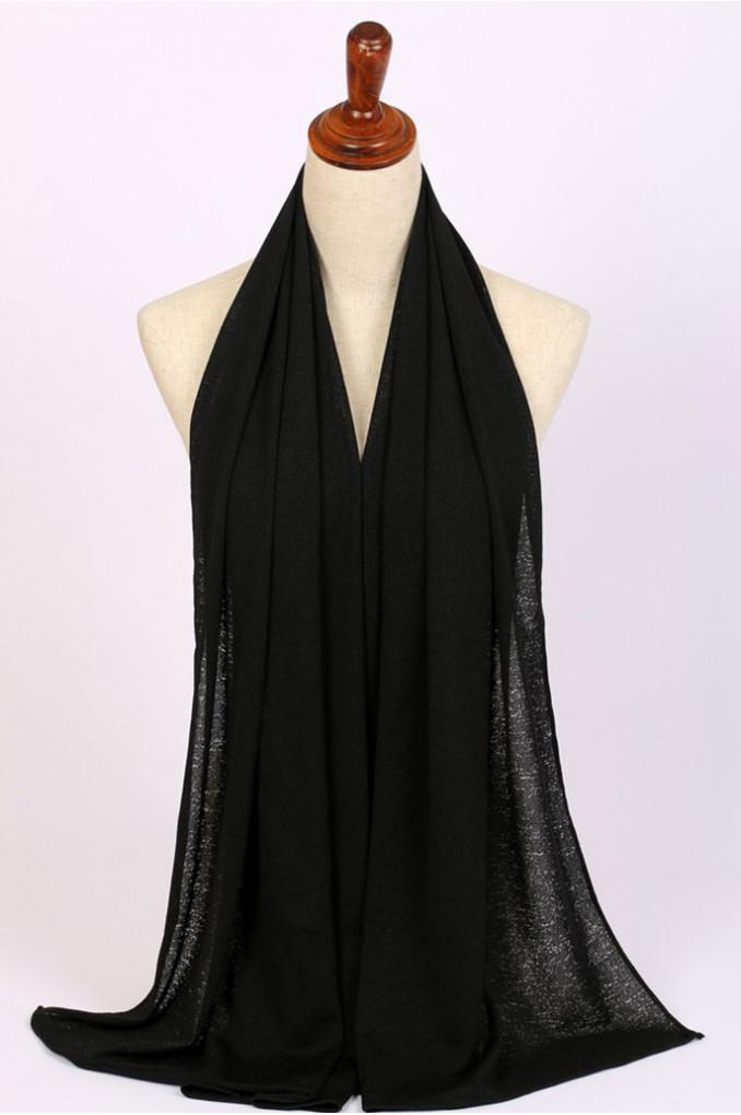 Stylish Black Scarf