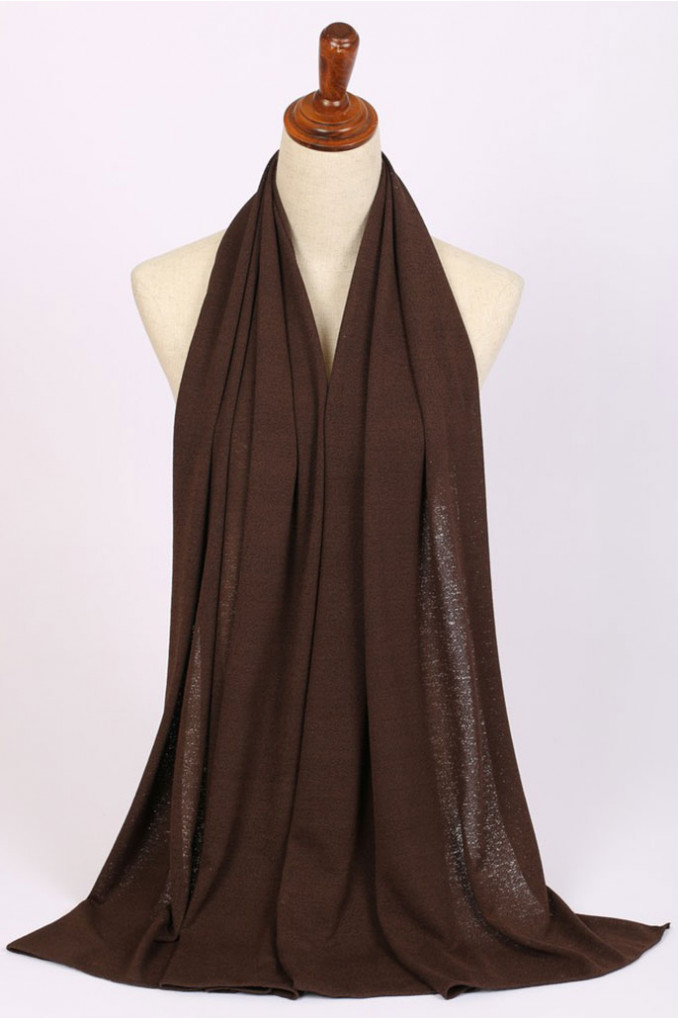Stylish Brown Scarf