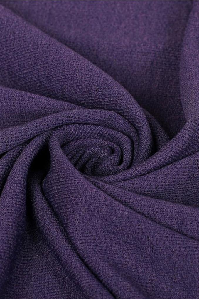 Stylish Purple Scarf