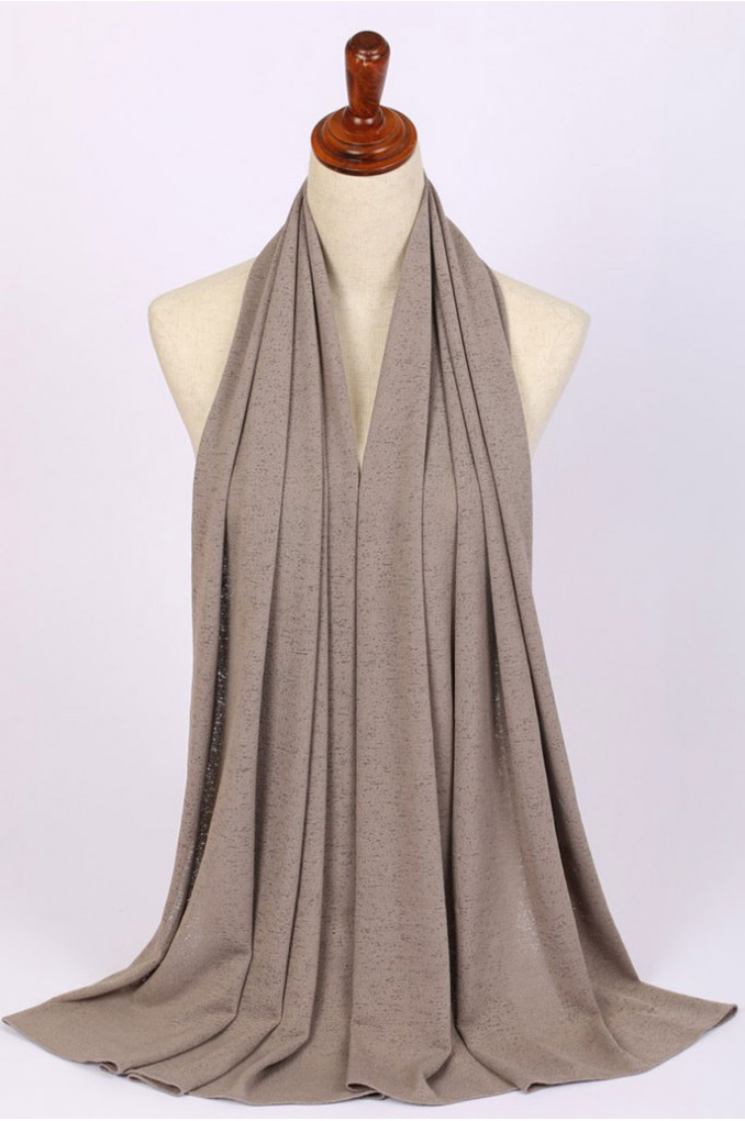 Stylish Silver Scarf