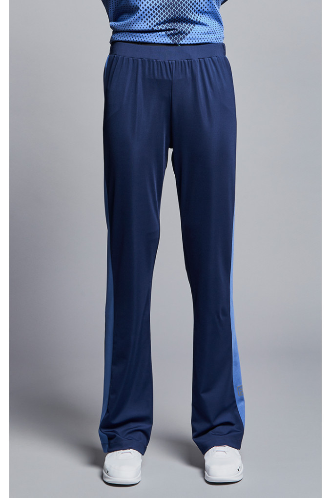 Navy Blue Sport women Trouser