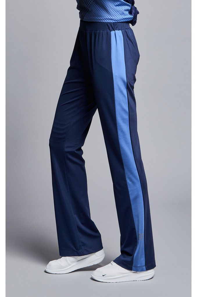 Navy Blue Sport women Trouser