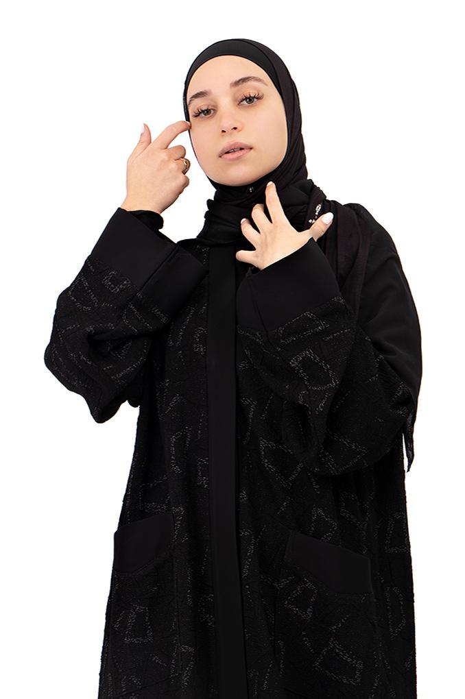 Formal Modern  Abaya
