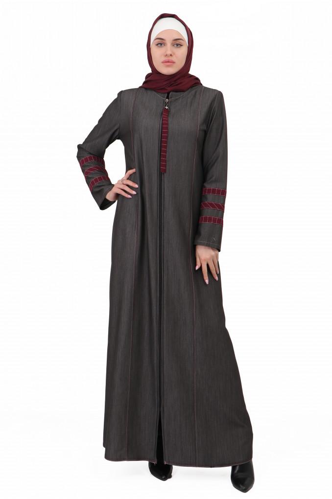 Casual Simple Abaya
