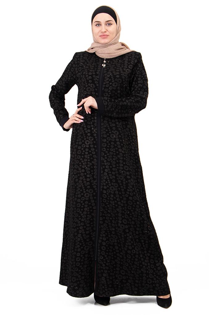 Black Formal Abaya