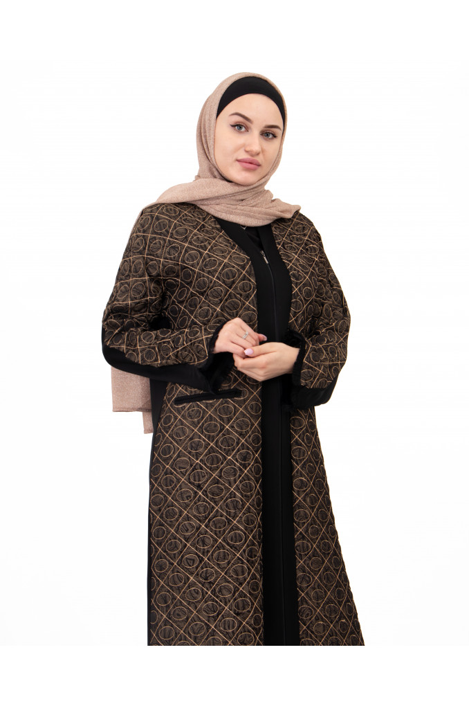 Classic Embroider Abaya