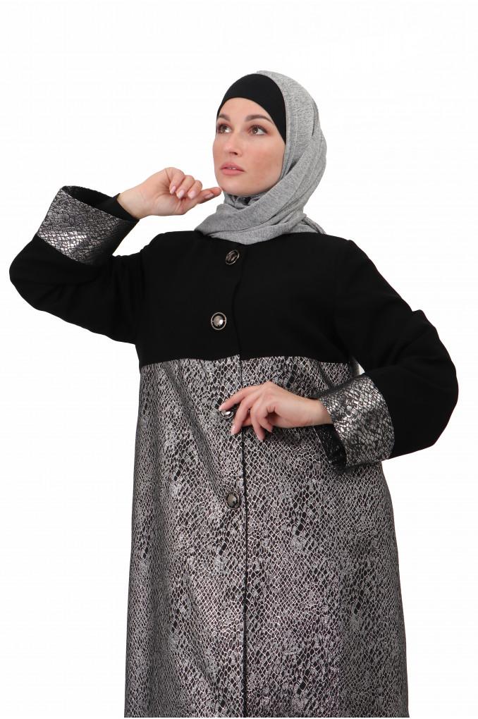 Elegant Short Abaya