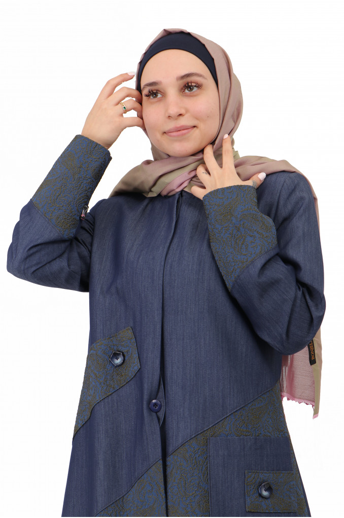 Simple Casual Jilbab