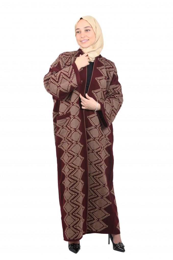 Wool Winter Elegant Abaya