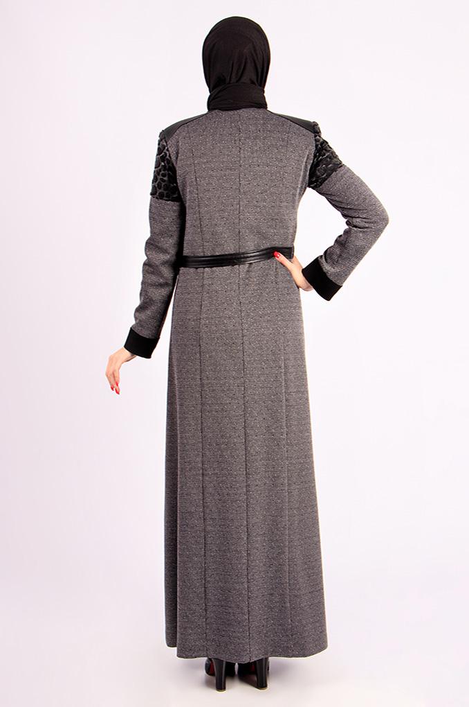 Formal winter stately Abaya