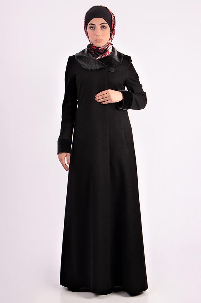 Formal Winter woolen Jilbab