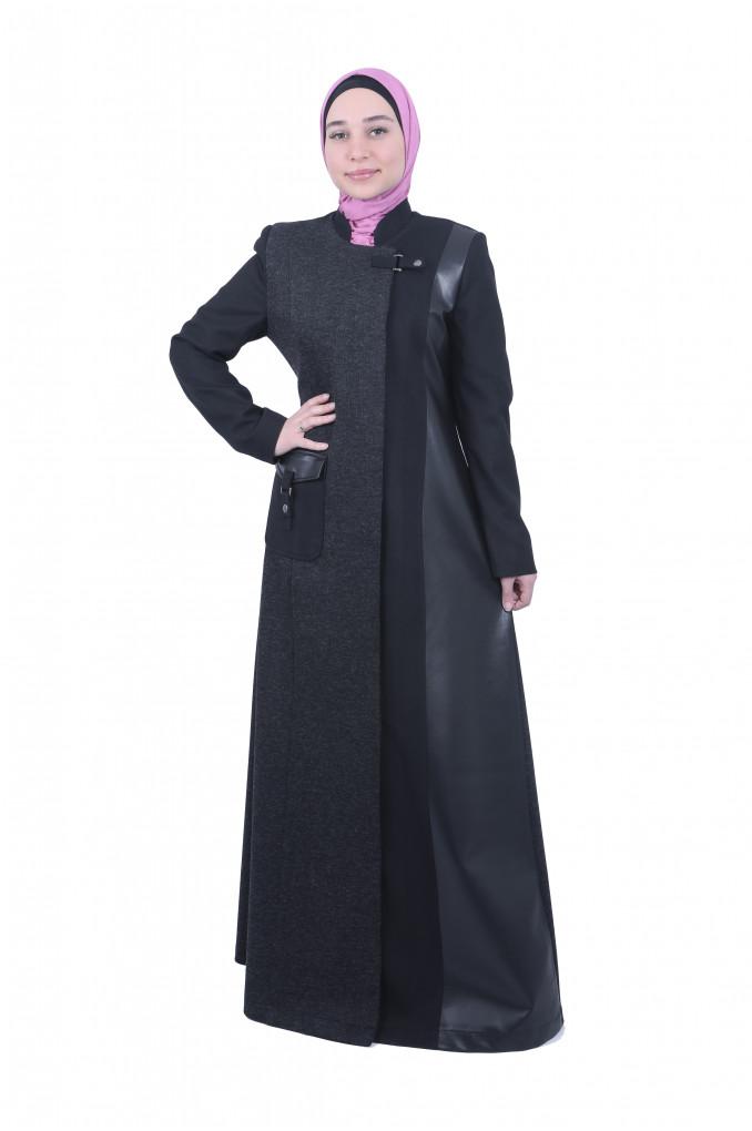 Formal Winter Elegant Jilbab